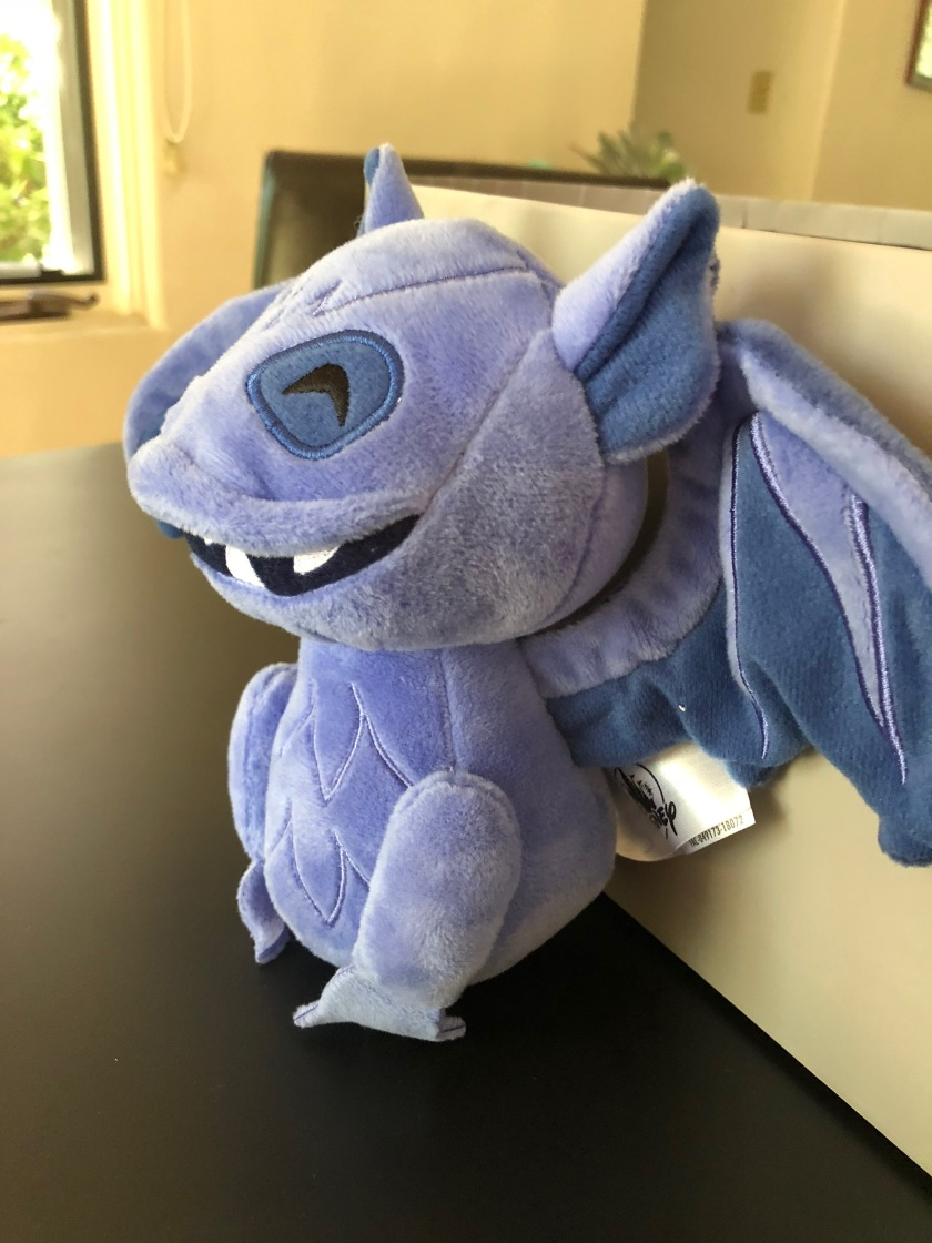 The Bat from the Haunted Mansion limited release plush series